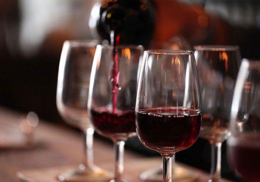 The 4 Ambassadors Private Wine Tasting, Patra